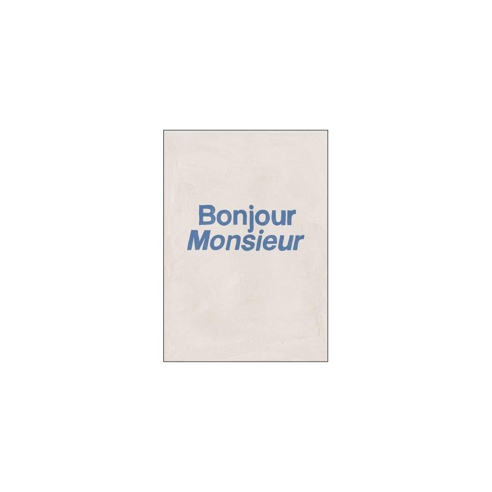 Kartka okolicznościowa Bonjour Monsieur HOTEL MAGIQUE