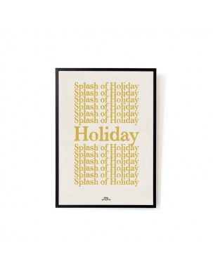 Plakat A splash of Holiday HOTEL MAGIQUE