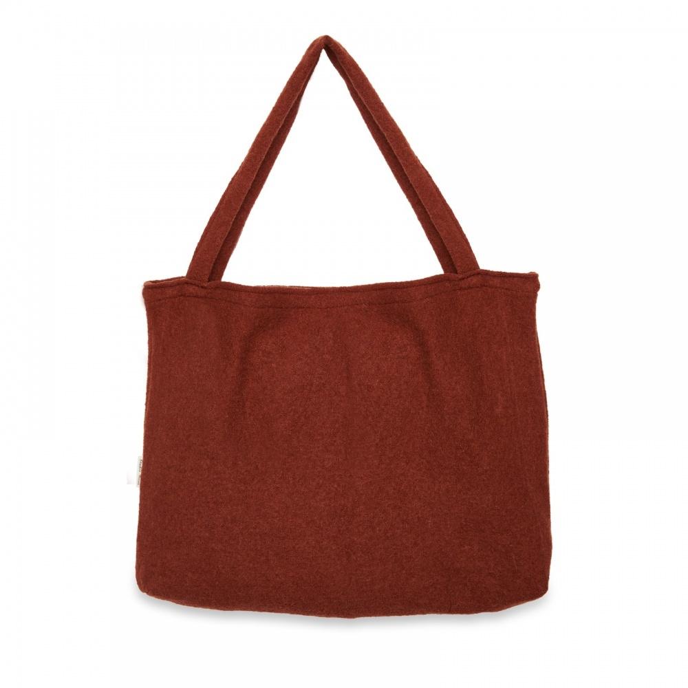 TORBA DLA MAM Ginger woolish mom-bag STUDIO NOOS