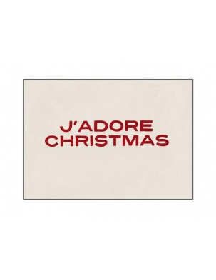 Kartka okolicznościowa J'adore Christmas HOTEL MAGIQUE