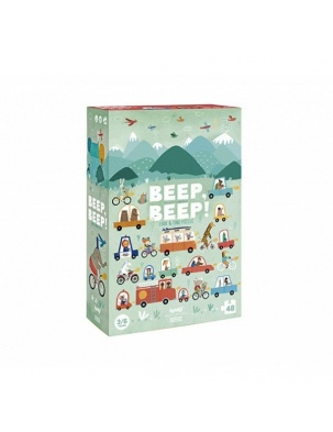 Puzzle dla dzieci BEEP BEEP! Londji®