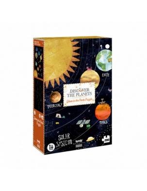 Puzzle dla dzieci Odkryj Planety Londji®