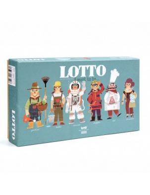 Gra Lotto dla dzieci I want to be ... ,Chcę być ... Londji®