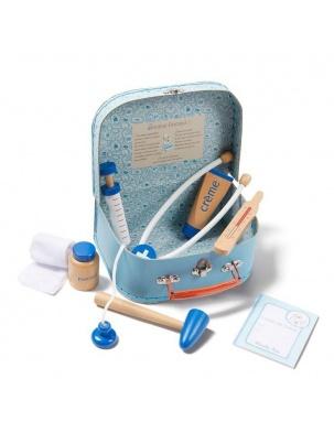 Zestaw małego doktora w walizce MOULIN ROTY