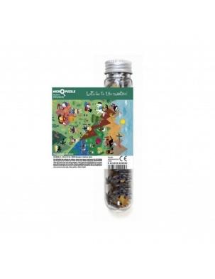 Puzzle mikro menzurka Lato w górach Londji®