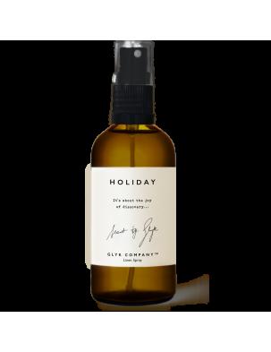 Holiday Linen Spray GLYK COMPANY