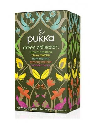 Herbata Pukka Green Collection 20 saszetek Pukka