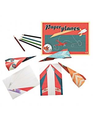 Origami dla dzieci - papierowe samoloty Egmont Toys®