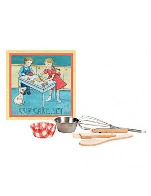 Mały cukiernik, zestaw do pieczenia babeczek Egmont Toys
