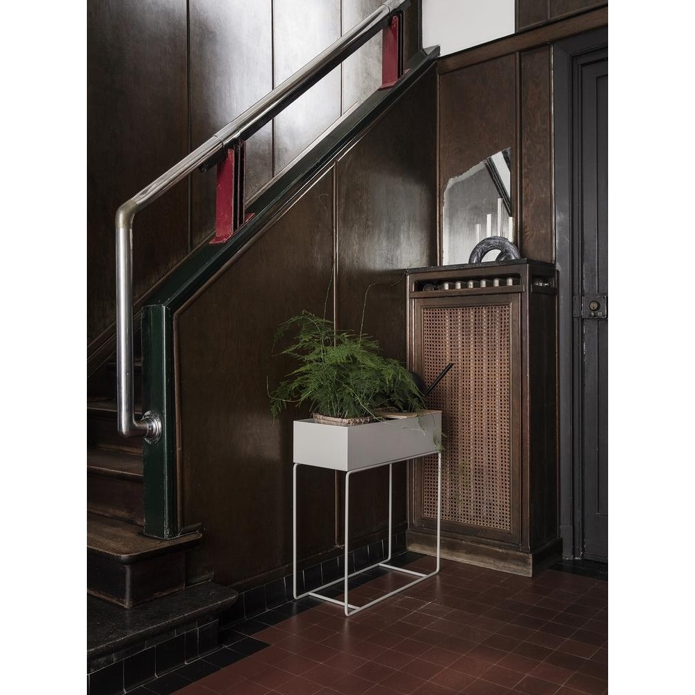 Doniczka/pojemnik Plant Box Light Grey FERM LIVING