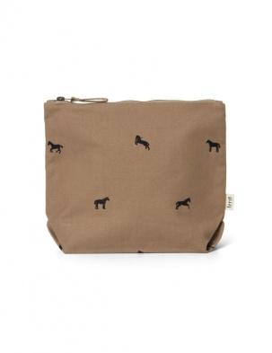 Kosmetyczka Horse Embroidery Bag Large FERM LIVING