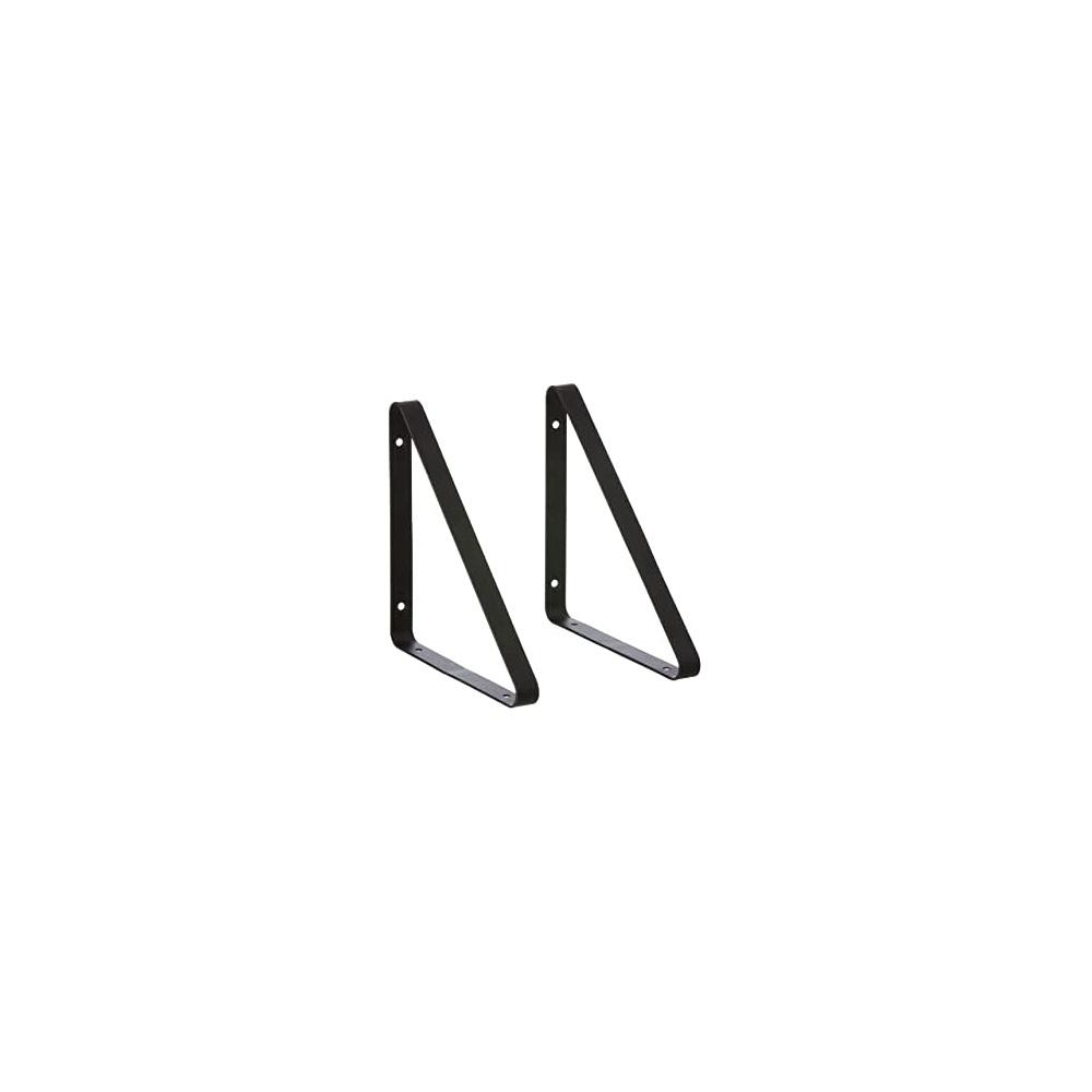 Uchwyty na półki Shelf Hangers BLACK FERM LIVING