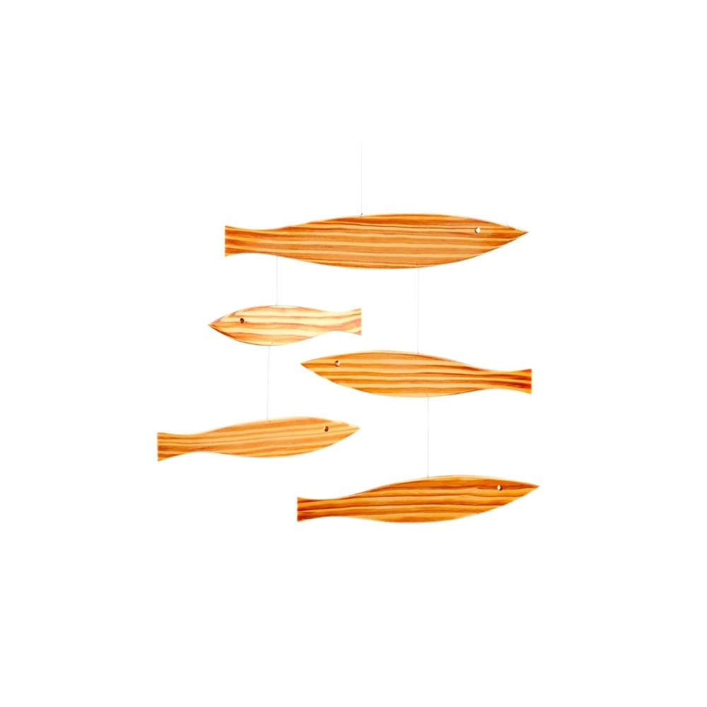 Mobil Floating Fish Flensted Mobiles