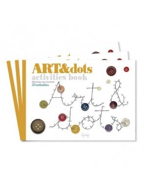 Zeszyt - Zeszyt do kreatywnej zabawy Art&Dots Londji®