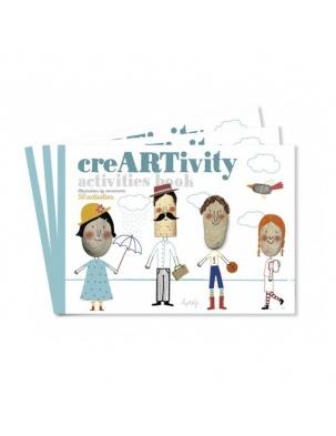 Zeszyt do kreatywnej zabawy CreARTivity Londji®