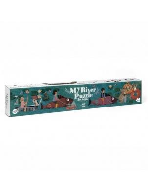 Puzzle dla dzieci My River Moja rzeka Londji®