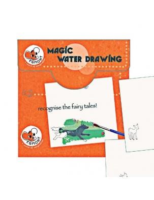 Wodna kolorowanka, magiczne rysunki Egmont Toys