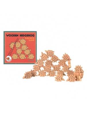 Drewniana gra zręcznościowa równoważnia Jeżyki Egmont Toys