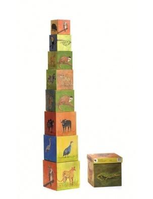 Piramida Dżungla Egmont Toys