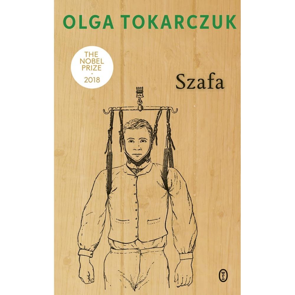 Szafa Olga Tokarczuk