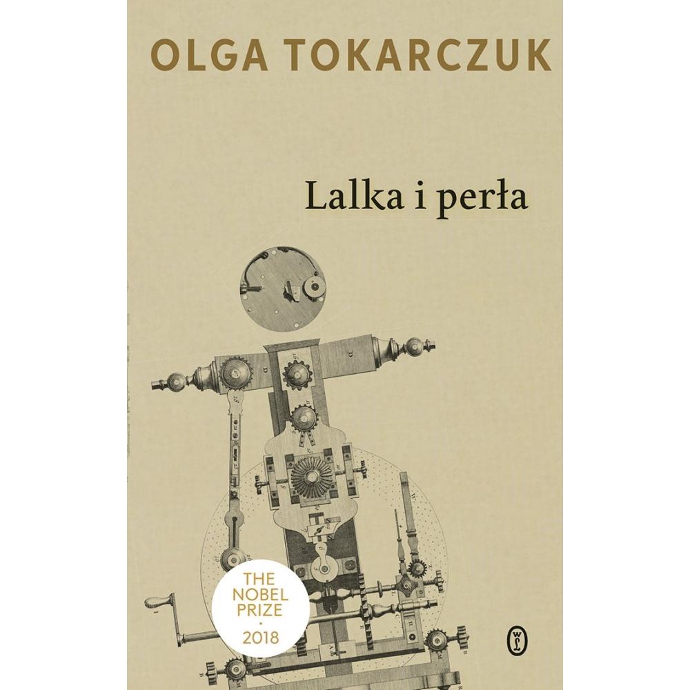 Lalka i perła Olga Tokarczuk