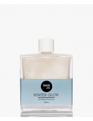 Naturalny, głęboko nawilżający olejek do ciała z drobinkami WINTER GLOW laouta