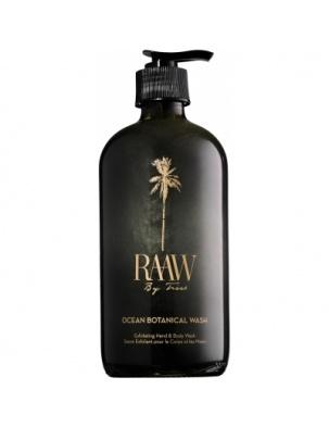 Mydło do rąk i ciała z pyłem wulkanicznym Ocean Botanical Hand & Body Wash RAAW by Trice