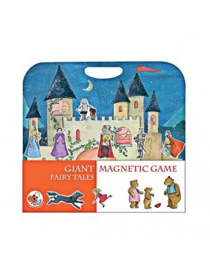 Układanka gra magnetyczna BAJKI Egmont Toys