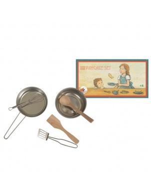 Mały kucharz zestaw do smażenia naleśników Egmont Toys