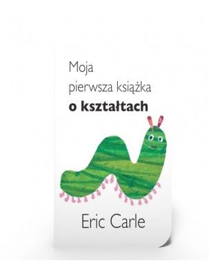 Moja pierwsza książka o kształtach Eric Carle Tatarak