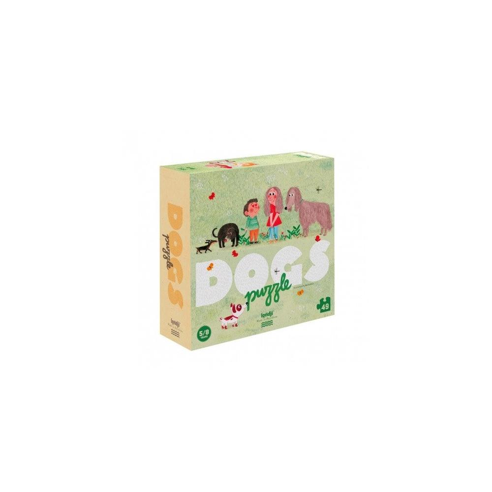Puzzle dla dzieci Pieski Londji®