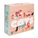 Puzzle dla dzieci Kotki Londji®