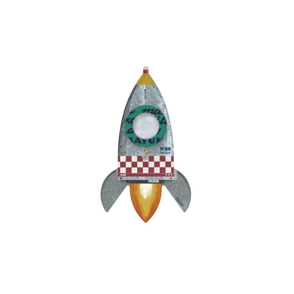 Kalejdoskop-pryzmat do zabawy Okno rakiety Londji®