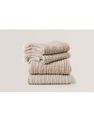 Kocyk Mellow Tawny Double Bed Quilt 160x260 cm Garbo&Friends