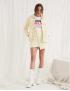 T-shirt damski z bawełny organicznej MILK WOMOM