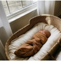 Pokrowiec na gniazdko/lounger Natural Snuggle Me Organic