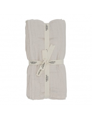 Muślinowe pieluszki Muslin Cloths shell Bonet et Bonet
