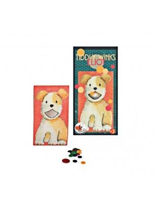 Gra PCHEŁKI - Smakołyki pieska Eliota Egmont Toys