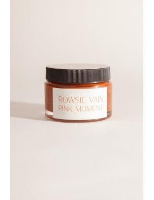 Detoksykujący peeling do twarzy z różową glinką PINK MOMENT ROWSIE VAIN