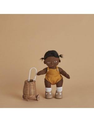 Kosz na kółkach dla lalki Olli Ella