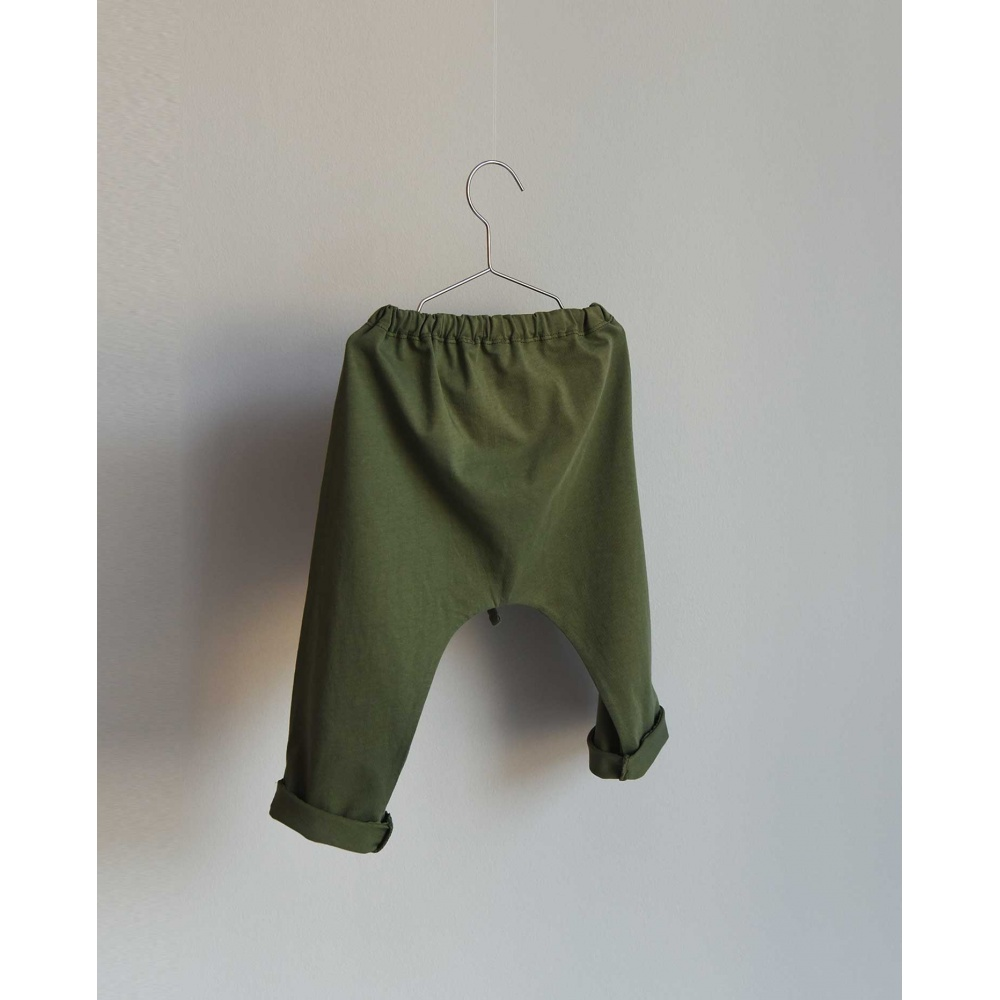 JERSEY PANTS – EMILE GREEN CO LABEL