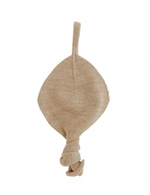 Zawieszka Titi pacifier holder sand Hvid