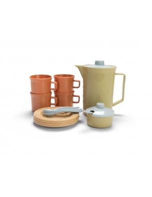 Zestaw kawowy z BIO plastiku