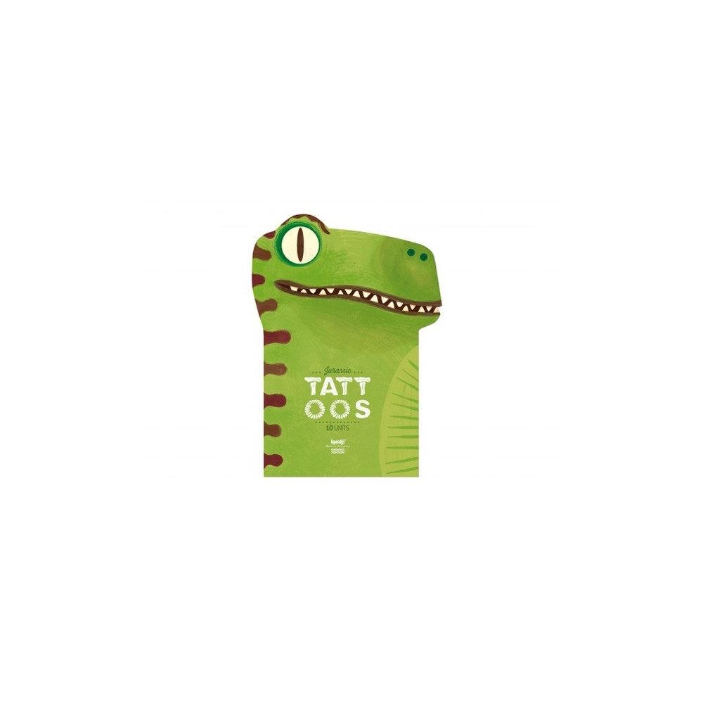 Tatuaże dla dzieci Dinozaury Londji®