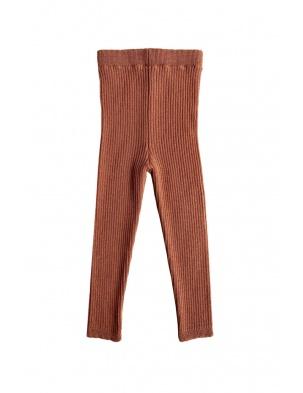 Legginsy Sylfaen Skinny Leg - ROSEWOOD MABLI KNITS