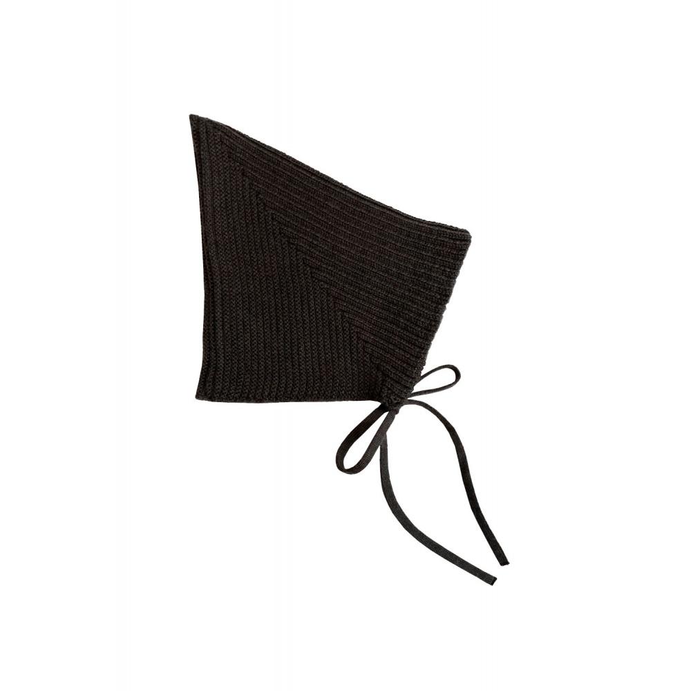 Sylfaen Pixie Bonnet - COCOA MABLI KNITS