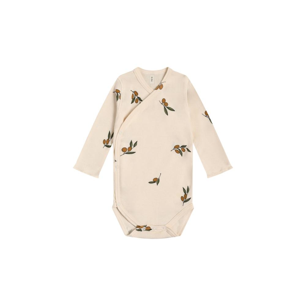 Body kimono Olive Garden Wrapover Bodysuit ORGANIC ZOO