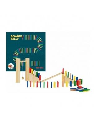 Drewniane domino Rally Egmont Toys®