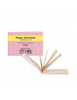 """Pachnący papier """"LA ROSE"""" Papier d'Armenie"""