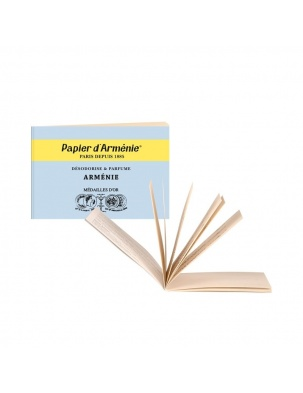 """Pachnący papier """"ARMÉNIE"""" Papier d'Armenie"""